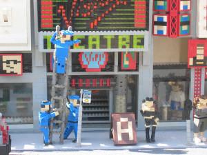 Lego város könnyedén