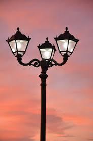 A klasszikus kültéri lámpa