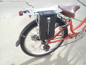 Elektromos bicikli akkumulátor