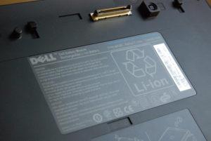 Dell akkumulátor